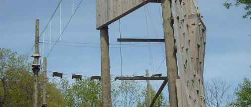 High ropes course 2