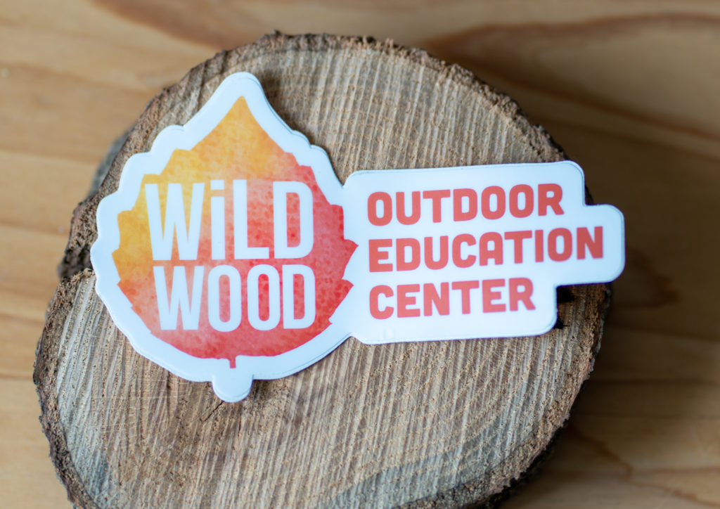 Wildwood Sticker