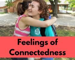 Feelings of connectedness
