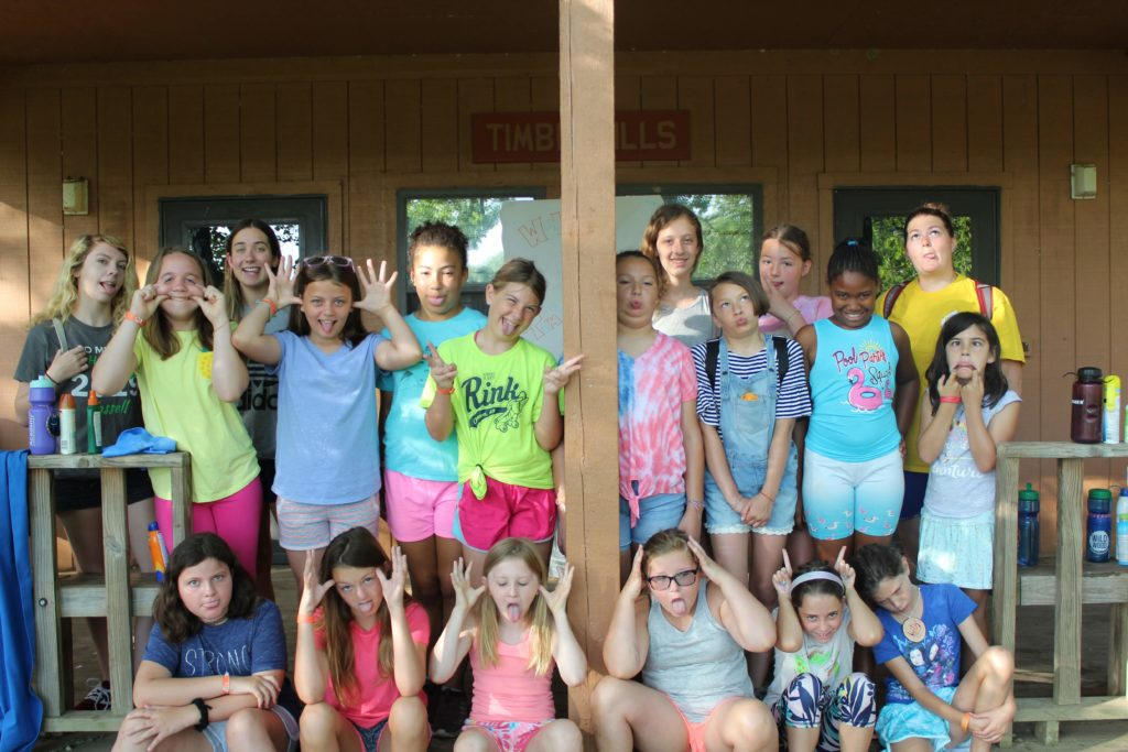 Trauma-informed care helps campers feel safe, happy, and empowered.