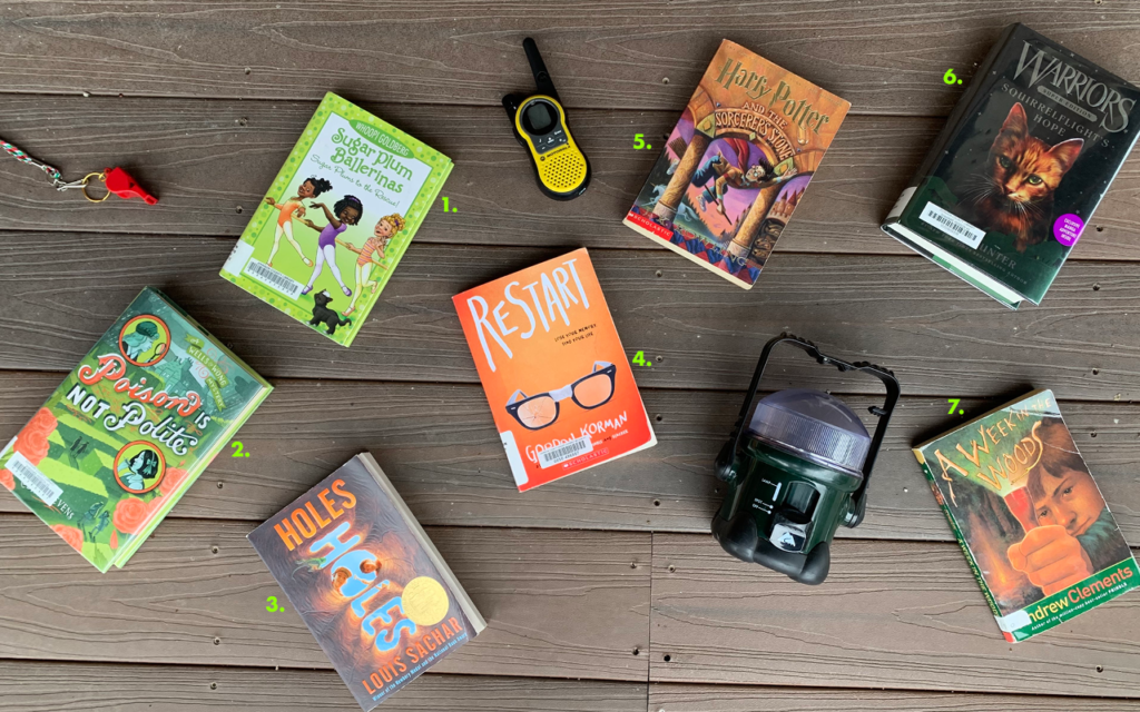 camp favorite reads
