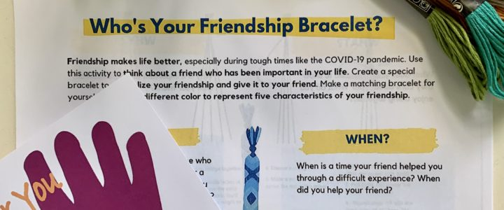 What's In A Friendship Bracelet?