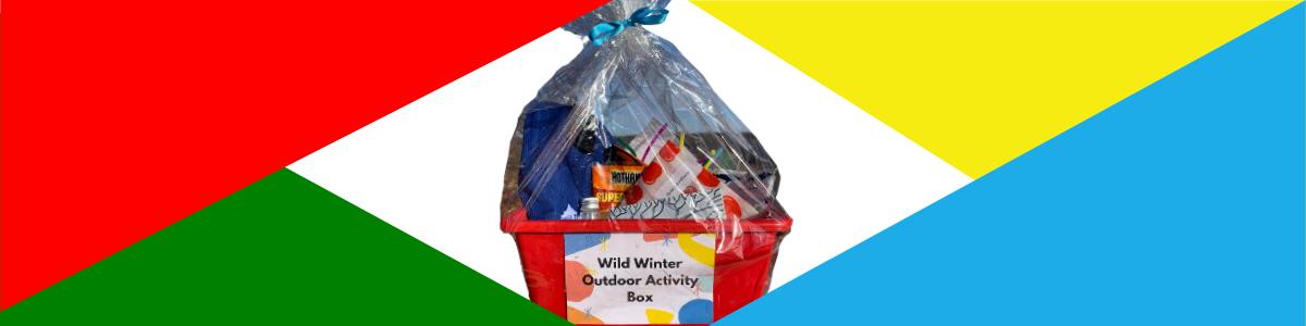 Wild Winter Outdoor Activity Box