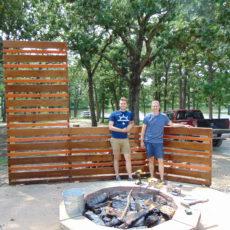 Volunteer Spotlight: Justin and Matt